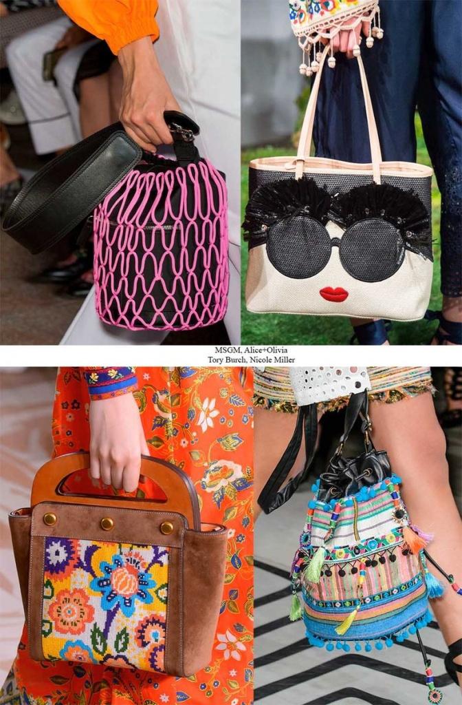 c59a99e8519a Модные женские сумки 2017 – красивые и забавные модели